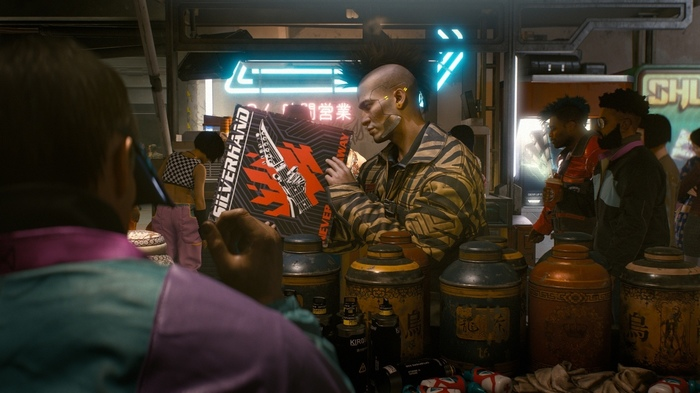 Пачка новых скриншотовCyberpunk 2077 Cyberpunk 2077, CD Projeckt RED, Игры, E3, Длиннопост