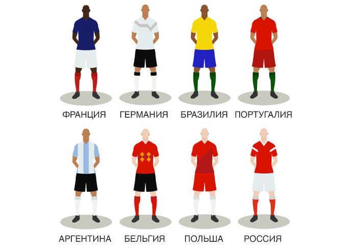 Кто должен выиграть чемпионат мира? чм 2018, кто победит, BBC NEWS Русская Служба, прогнозы на футбол, статистика, Бельгия, длиннопост