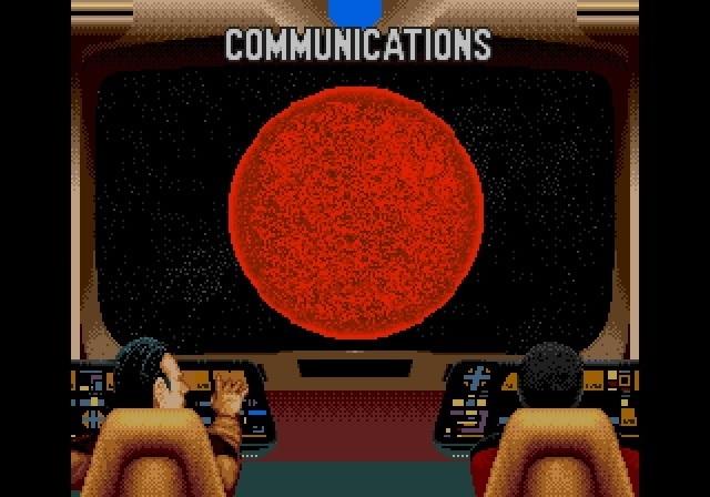 Star Trek: The Next Generation (SEGA) Sega, Sega mega drive, Star trek, USS Enterprise, Star Trek The Next Generation, Длиннопост