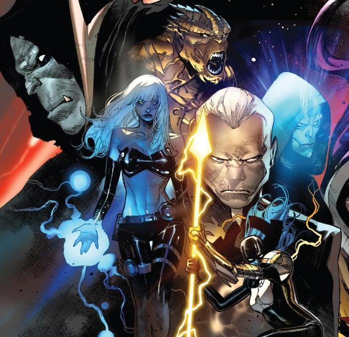 Факты о суперзлодеях: Чёрный Орден Супергерои, Суперзлодеи, Marvel, Танос, Мстители: Война бесконечности, Комиксы-Канон, Длиннопост, Черный Орден