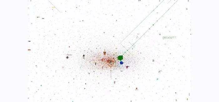 Великое столкновение пикселей С просторов, Искусство, социальный эксперимент, пиксель, reddit, БМ молчиит, длиннопост