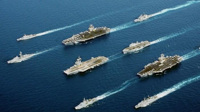 В свете недавних ИноСМИ о военных учениях НАТО: Военные, Армия, Россия, Защита, Оборона, Длиннопост, Политика
