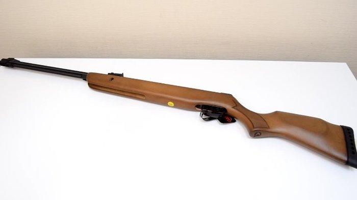 А какая она, пневматическая стрелялка? (часть 2) Пневматическое оружие, Длиннопост, Пневматическая винтовка