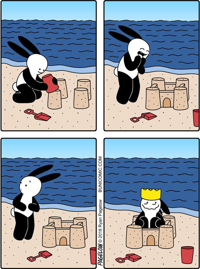 Песочный король