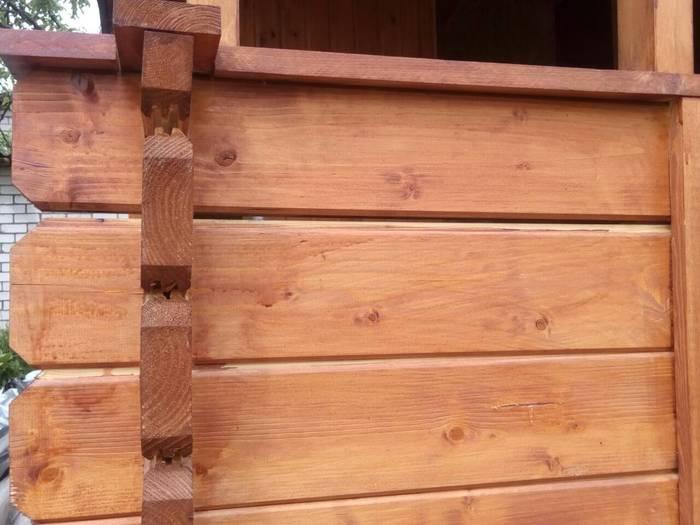Очень банальная ошибка при монтаже деревянного домика Садовый домик, Ляпы, Нимфы, Дача, Длиннопост