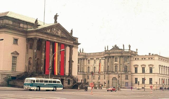 ГДР, Восточный Берлин 1970- е годы. ГДР, Восточный берлин, Берлин, Германия, История, Фотография, Длиннопост