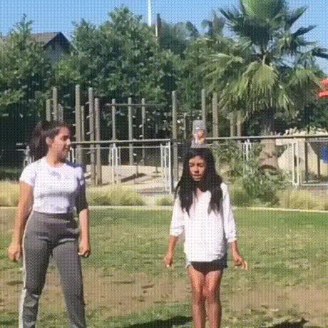 Идеальное исполнение удара