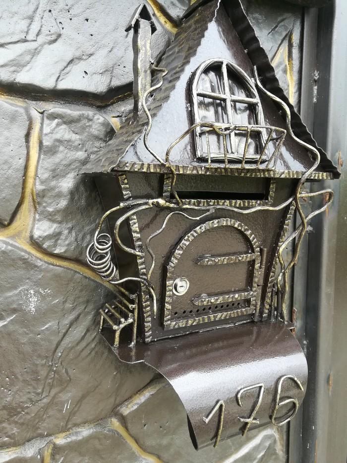 вилки при почтовые ящики своими руками из металла фото одной основополагающих женской
