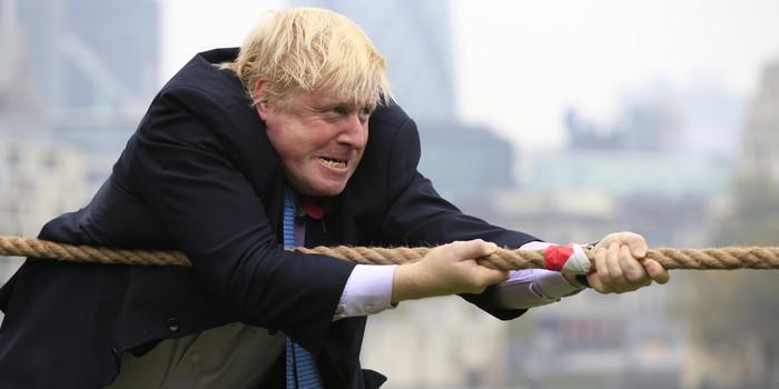 "Уходит ""глыба"" дипломатии. Отставка, Политика, Длиннопост, Борис Джонсон"