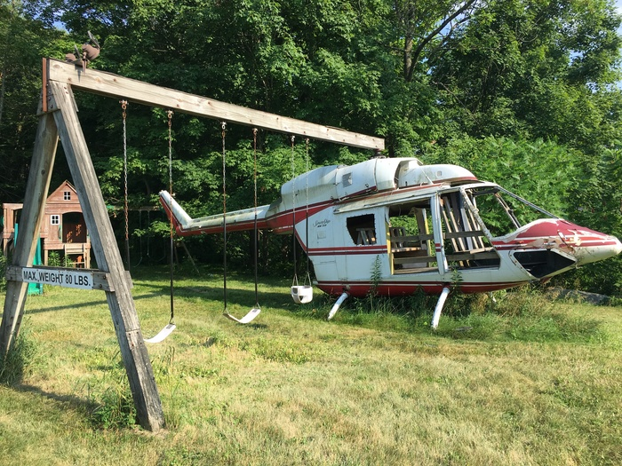 Бесплатный тур на вертолете