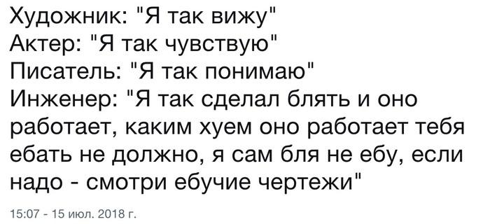 Кто как видеть Я художник - я так вижу, Профессия, ВКонтакте