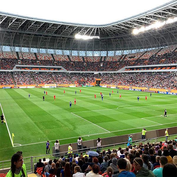 26 тысяч в Саранске. Это уже не ЧМ – это ФНЛ Футбол, Болельщики, Стадион, Посещаемость, Саранск, Мордовия, Фнл