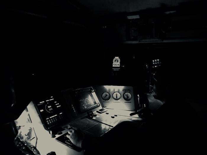 Глазами машиниста н.2 Железная Дорога, Вид из кабины, Красота, Приборы управления, Длиннопост