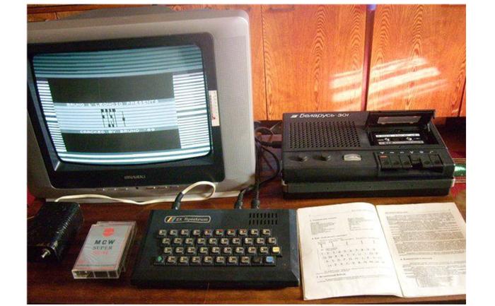 История IT глазами ребенка. Часть 1: Эра ZX Spectrum Детство 90-х, Воспоминания из детства, Компьютерные игры, ZX Spectrum, КУВТ, Корвет, Длиннопост, Видео