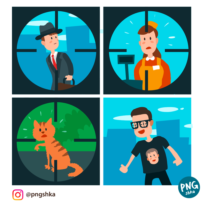 Бредокомиксы PNGshka Pngshka, Комиксы, LOL, Юмор, Бред, Длиннопост