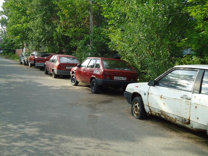 О страсти к автомобилям Старые машины, Металлолом, Синдром плюшкина, Свалка, Автохлам, Силлогомания, Длиннопост