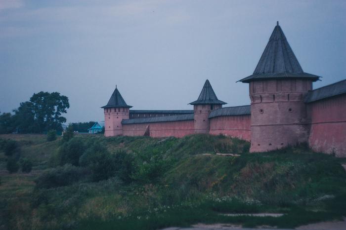 Суздаль.Без перемен. Canon 450d, Гелиос 44-2, Суздаль, Сухое валяние, Кремль, Длиннопост