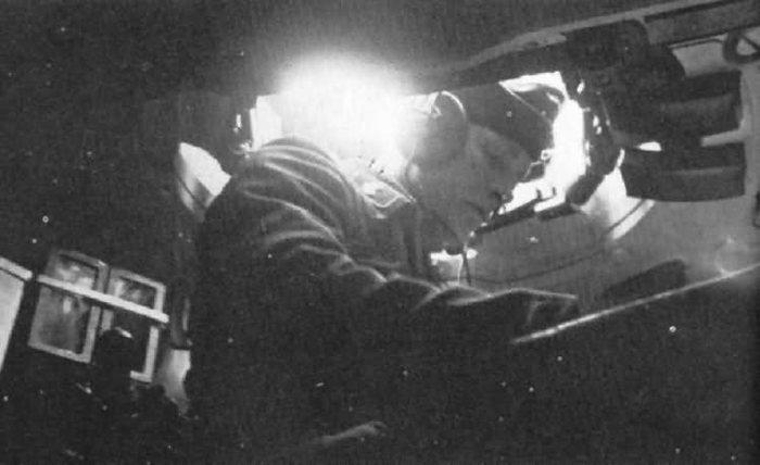 Внутри немецкого танка «Тигр» История, Вторая мировая война, Танкостроение, Механика, Длиннопост