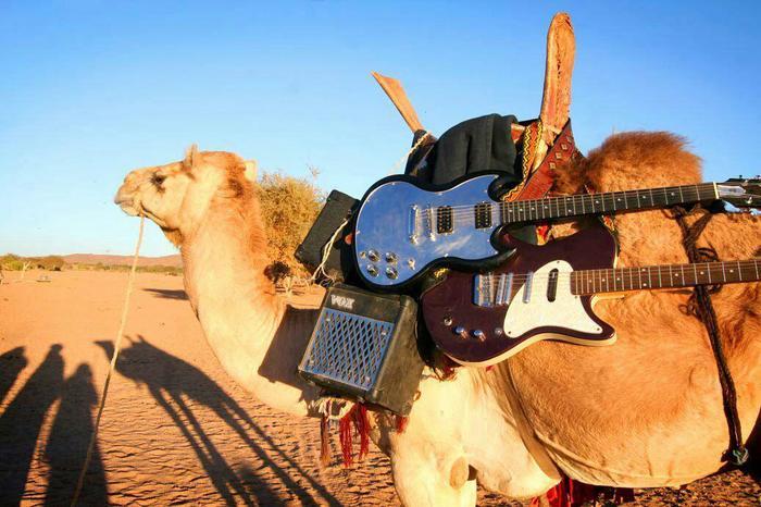 Пустынный блюз Музыка, Блюз, Рок, Туареги, Пустыня, Сахара, Кочевники, Видео, Длиннопост