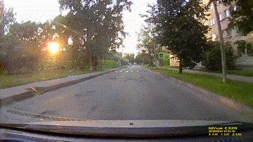 Эх, проскочу #18 ДТП, Великий Новгород, Эх проскочу, Не уступил, Перевертыш, Гифка, Видео