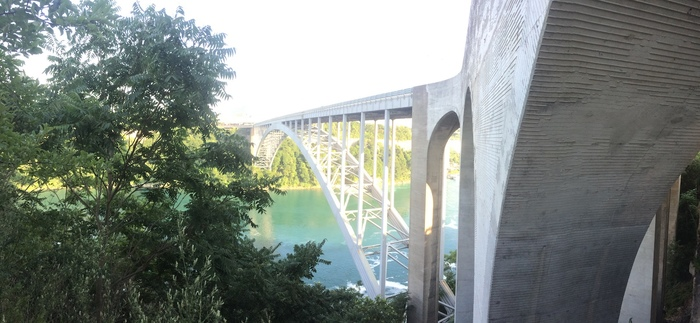 Прогулка из Торонто на Ниагарский Водопад Ниагарский водопад, Канада, США, Прогулка, Торонто, Водопад, Иммиграция, Вылазка, Видео, Длиннопост