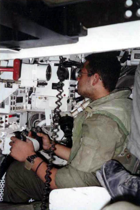 Внутри израильского танка Merkava. Израиль, Танкостроение, Меркава, Видео, Длиннопост