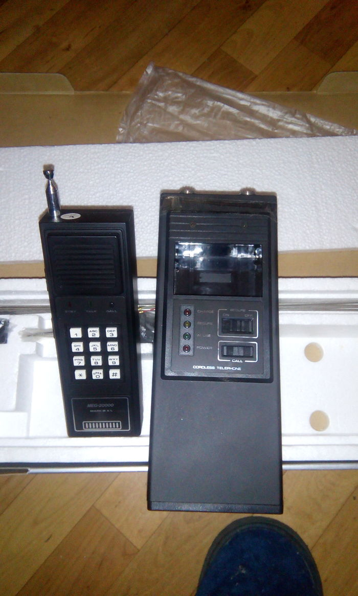 Привет из 1980х Радиотелефон, Раритет, Привет из 80х, Без рейтинга, Длиннопост