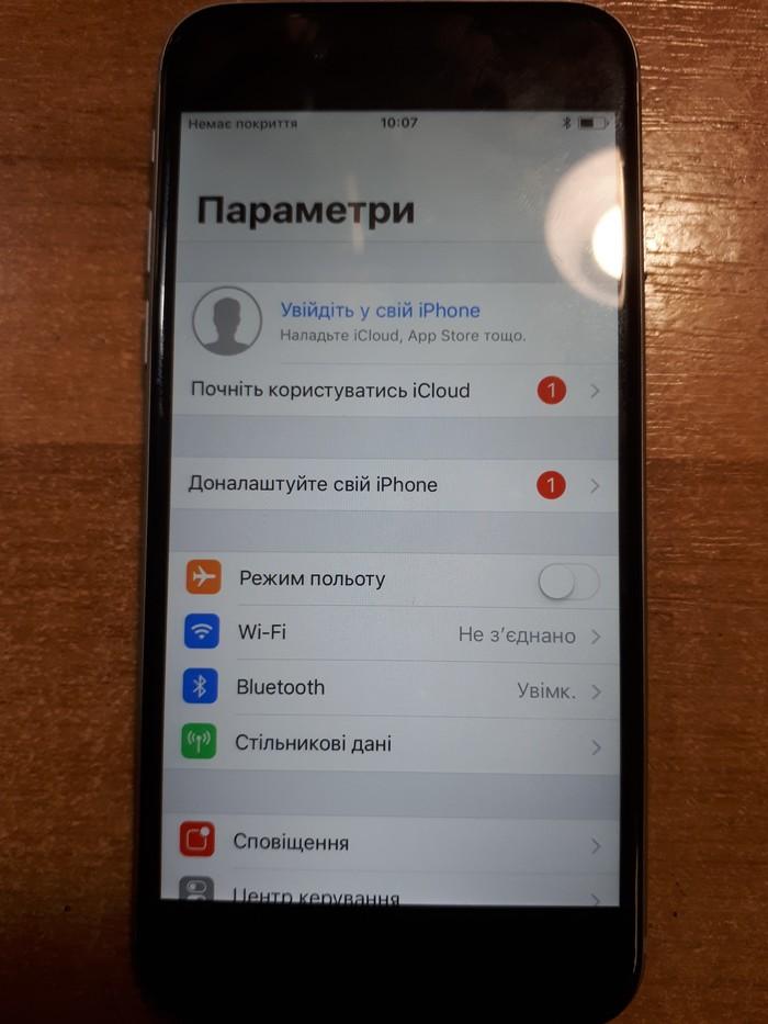IPhone 6. Не ловит сеть. Нет строки Оператор в настройках iPhone 6, iPhone, Ремонт техники, Киев, Подол, Пайка, Длиннопост