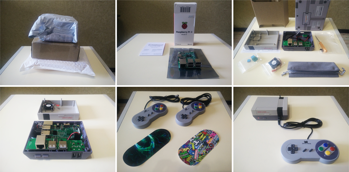 Игровая ретро приставка на raspberry pi Длиннопост, Сборка, Своими руками, Raspberry pi, Игры, Ретро-Игры, Видео