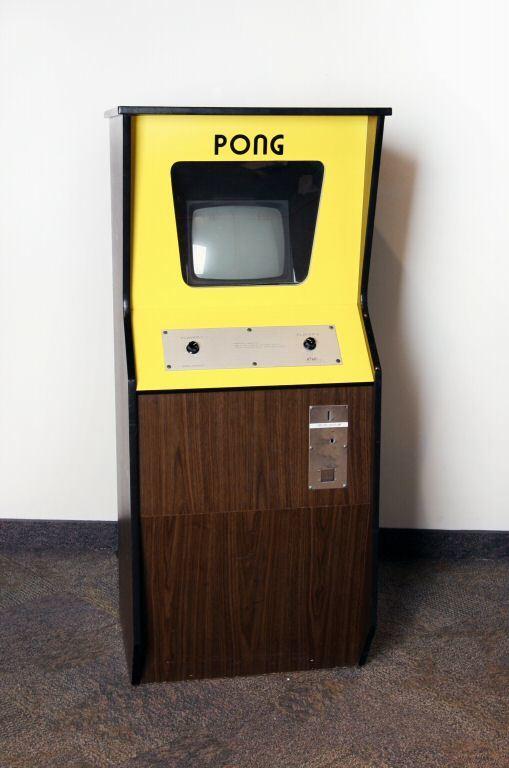 История видеоигр, часть 2. 1972 год. Игры, Ретро-Игры, Игровые автоматы, Pong, Atari, Nintendo, Длиннопост, 1972