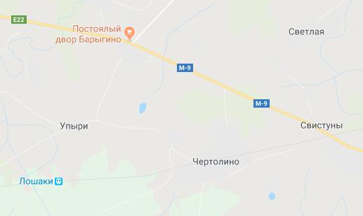 Кажется, я нашёл на карте России место, где произойдёт решающая битва добра со злом.
