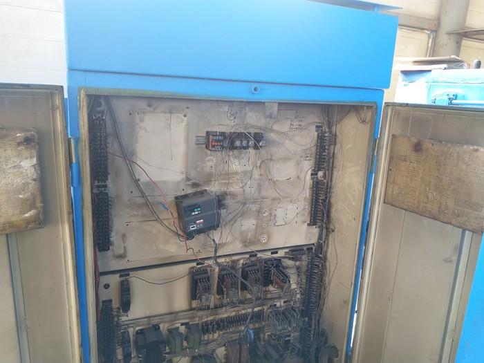 Реконструкция системы управления приводом подач 2620А Электромеханик, Автоматика, Электрика, Длиннопост
