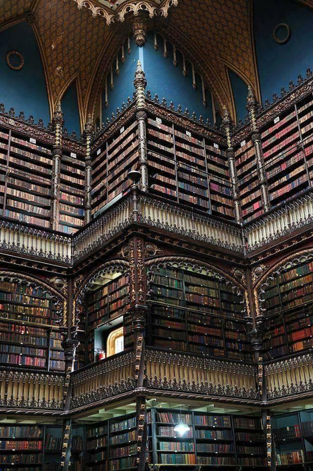 Библиотека Рио-де-Жанейро