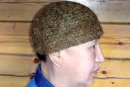 Россиянин продаст единственную в мире шапку из шерсти мамонта Мамонт, Шапка, Handmade