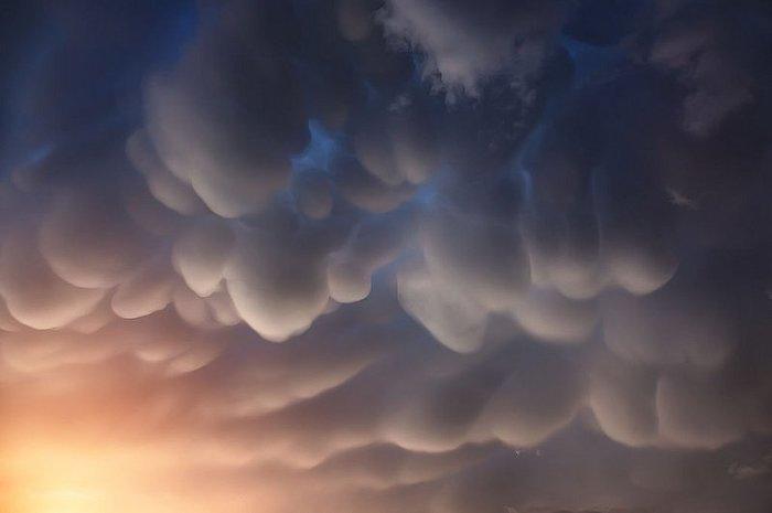 Какие бывают облака, как они возникают и что могут сказать о погоде Облака, Природа, Погода, Небо, Наука, Длиннопост