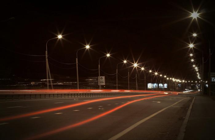 Ночная съёмка. Начинающий фотограф, Ночная съемка, Огни, Всеволожск