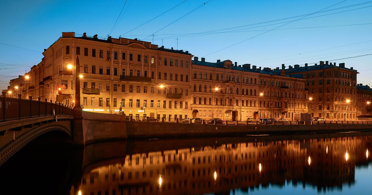 фото фонтанки в санкт петербурге открытого урока
