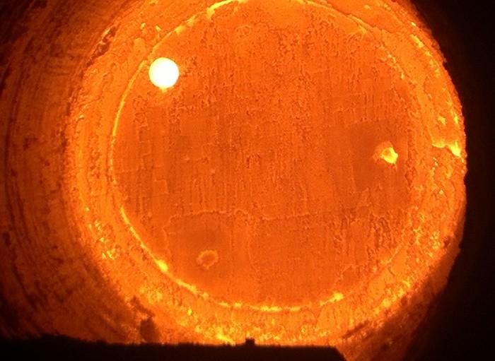 Немного горячего Металлургия, Фотография
