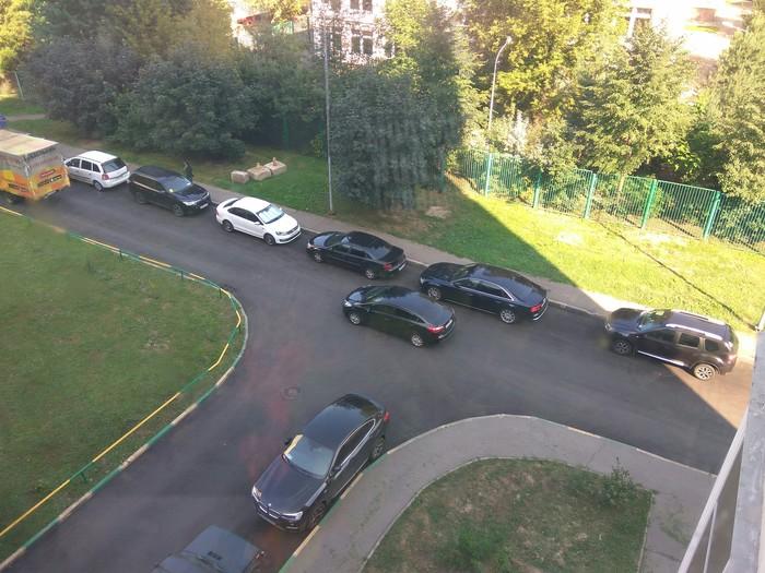Я паркуюсь как олень Нарушение ПДД, Неправильная парковка, Я паркуюсь как молодец