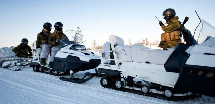 Норвежская армия тестирует электровелосипеды для погранслужбы Норвегия, Электровелосипед, Тестирование, Пограничные войска, Техника, Технологии, Длиннопост