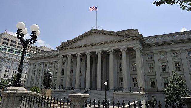 США заблокировали российские активы на сотни миллионов долларов Общество, Политика, Экономика в России, Санкции против России, Активы, РИА Новости, Минфин, Экономика