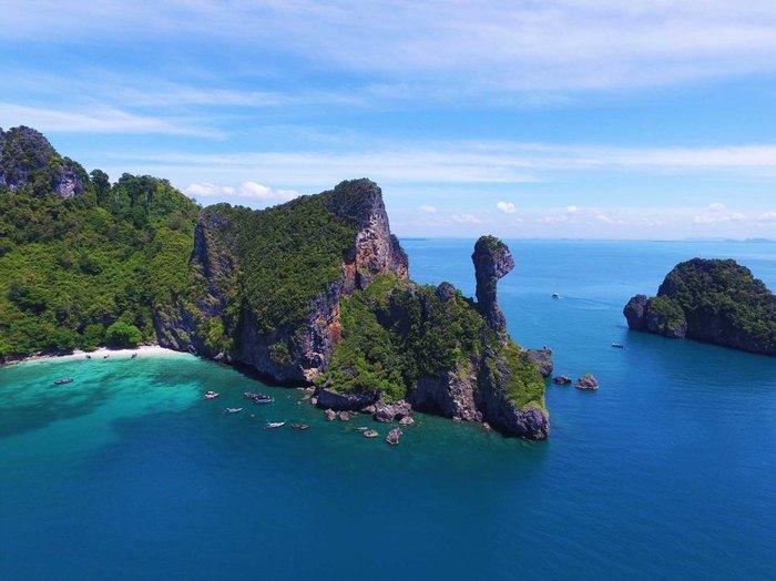 Куриный остров (Ао Пхра Нанг, Тайланд) Туризм, Остров, Таиланд, Пляжный отдых, Длиннопост