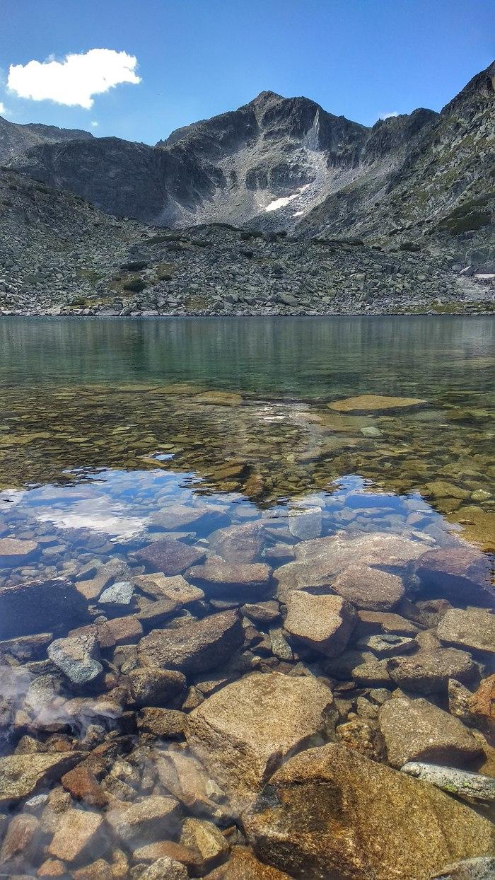 По пути на гору Мусала. Болгария