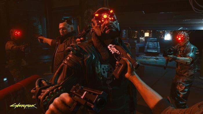 На официальном твитч-канале CD Projekt RED началась трансляция демо Cyberpunk 2077. Cyberpunk 2077, CD projekt, Twitchtv, Демо, Игры, Трансляция, Видео