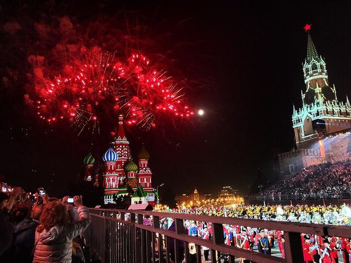 Фестиваль «Спасская Башня - 2018» Фотография, Начинающий фотограф, Москва, Красная площадь, Спасская башня