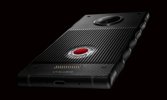 В RED показали «голографический» смартфон Hydrogen One со всех сторон Red, Смартфон, Голограмма, Технологии, Длиннопост