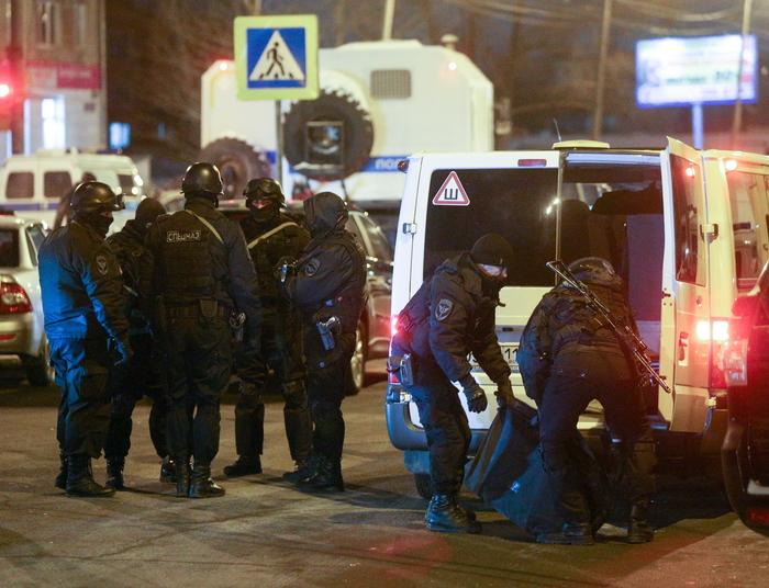 Задержаны 18 участников перестрелки на дороге Москвы Стрельба, Перестрелка, Москва, Бирюлево, Новости, Происшествие