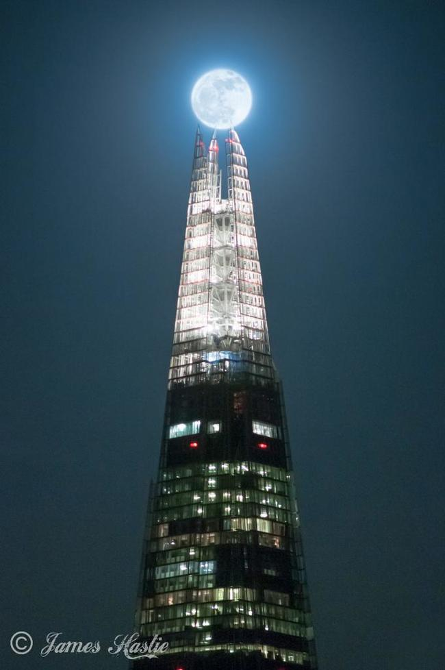 Око Саурона, почти Саурон, Башня, Лондон, The shard, Удачный ракурс