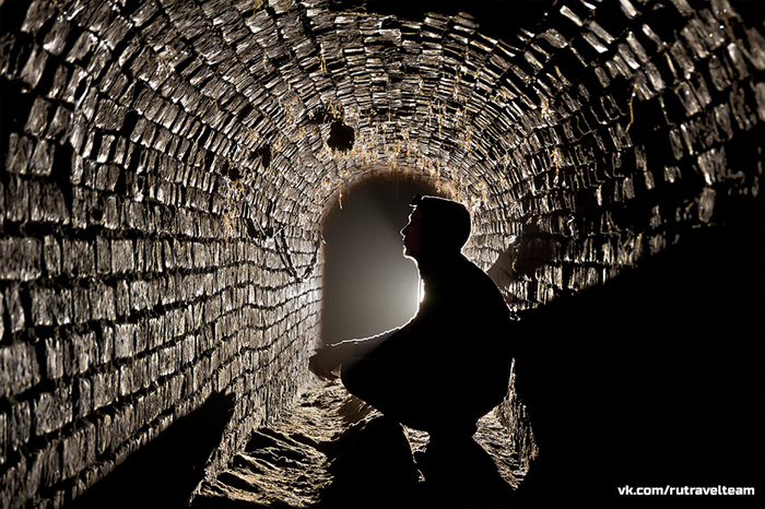 Заброшенные тоннели первого водопровода в России Урбанфакт, Заброшенное место, Водопровод, Подземелье, Москва, Длиннопост
