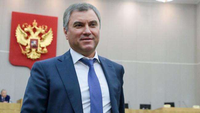 Володин предложил конфисковывать у чиновников незаконно нажитые доходы Госдума, Политика, Коррупция, Россия